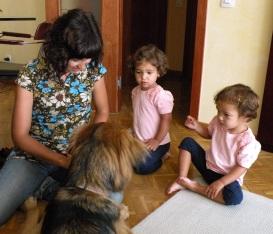 Educador canino Barcelona, psicología perros